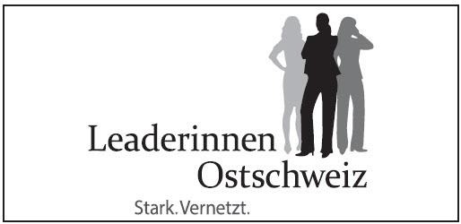 Leaderinnen Ostschweiz